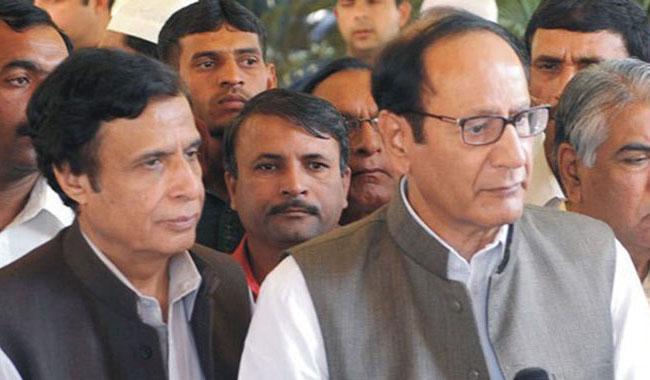 Shujaat, Elahi woo Muslim Leaguers to 'real party'