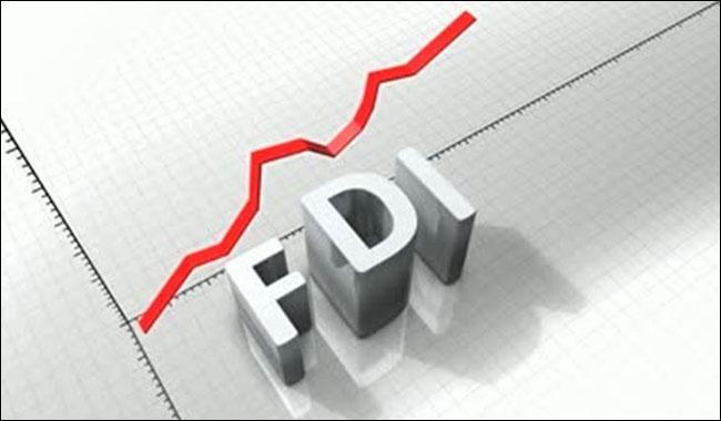 FDI increases 4.6 percent to $2.410 billion in FY17