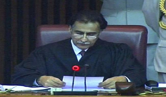 NA speaker rejects references against ministers, MNAs