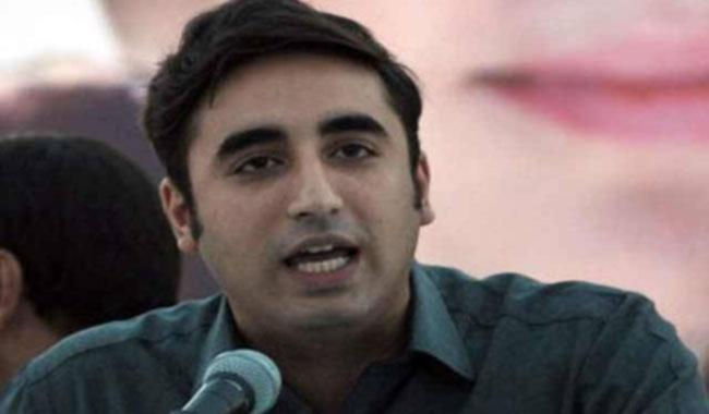 Democracy will be safe if Sharif resigns: Bilawal Bhutto