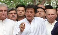 Nawaz's real business is corruption, says Imran