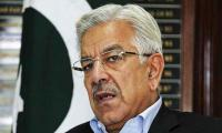 Neither army nor judiciary hatching plot: Asif
