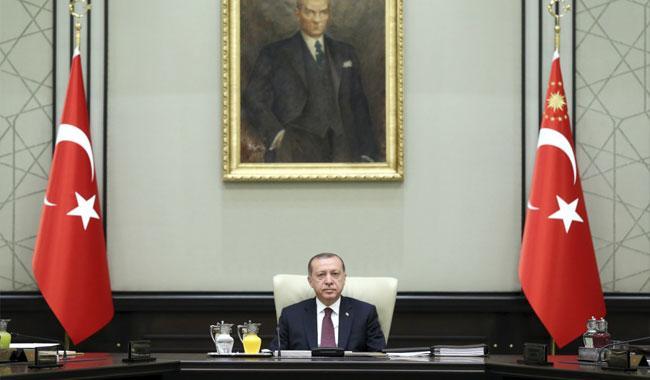 Turkey not intimidated by German threats: Erdogan