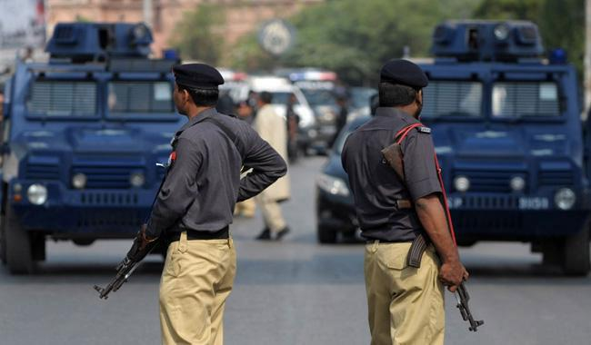 Three cops killed in second attack within a month