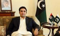 Sharifs must not take collision path with institutions: Bilawal