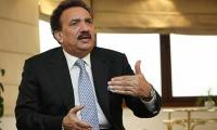 96 pc JIT report based on my information, says Rehman Malik
