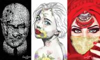 Making a mark with digital art