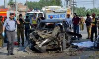 26 martyred in Lahore suicide attack