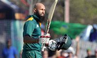Don't look back at me, says Amla
