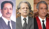 Three-member bench's decision will be final