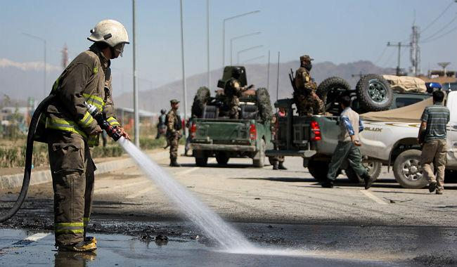 Almost 40 Afghan soldiers lost lives, 30 wounded in Kandahar attack