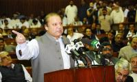 Comment: A wounded Nawaz to be more dangerous