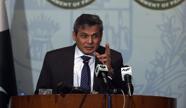 Senior US official holds talks in Pakistan on Afghan security
