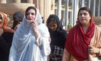 Ayesha Ahad again claims contracting marriage with Hamza