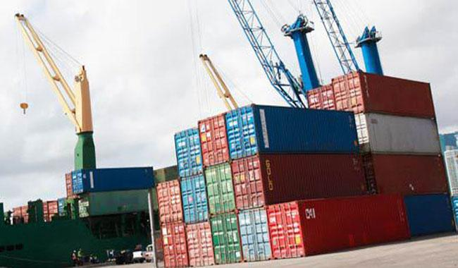 Exports up 10.6 percent to $1.631 billion in July