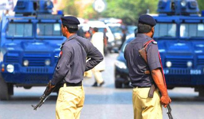 Two cops killed in second terror strike within a month