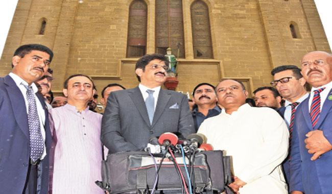 NATIONAL DAY OF MINORITIES: CM assures minorities of equal rights in Sindh