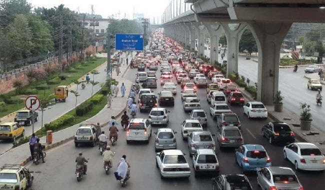 6th Road becoming hub of traffic jams