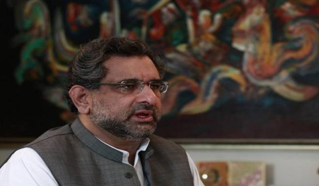 PM Shahid Khaqan meets Sindh CM, discusses security situation