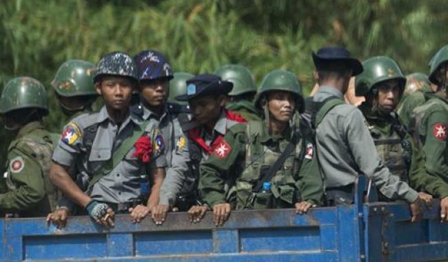 Myanmar ramps up troops, curfews in violence-wracked Rakhine