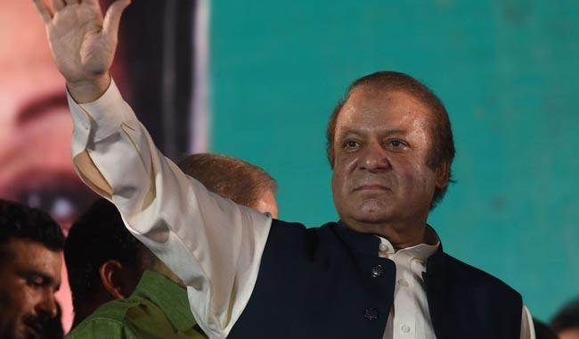 Comment: Nawaz shows he is not down and out