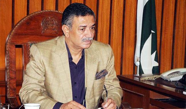 Vohra accuses Sindh govt of violating 18th Amendment