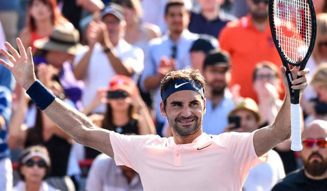 Resurgent Federer advances to Montreal final
