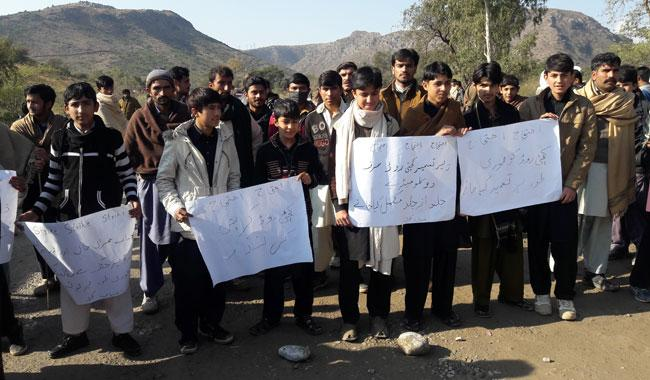 The Black Day in held Valley
