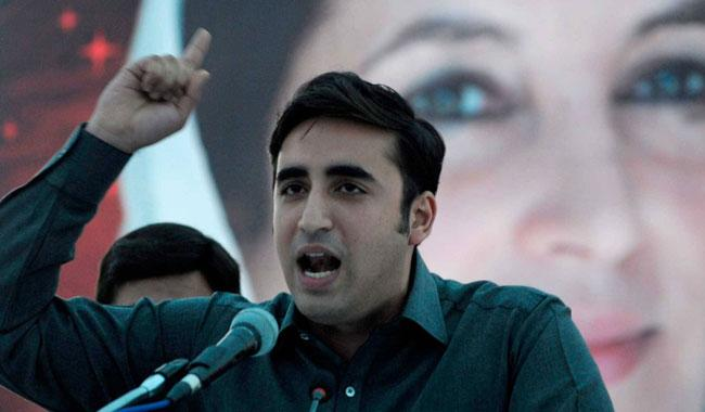 Nawaz wants to play role of opposition while being in government, says Bilawal