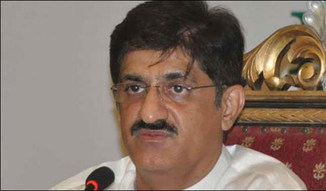 Sindh govt to take action if NAB intervenes, says Murad