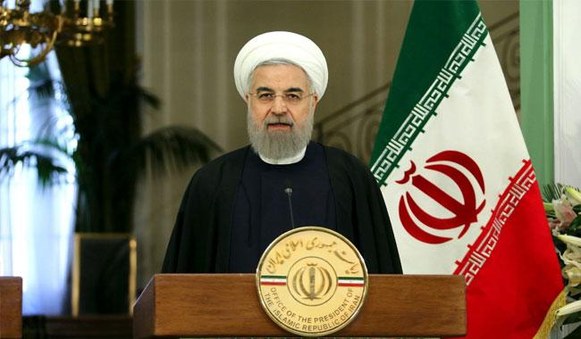 Rouhani Asks EU To Play Bigger Role In Implementing Iranian Nuke Deal