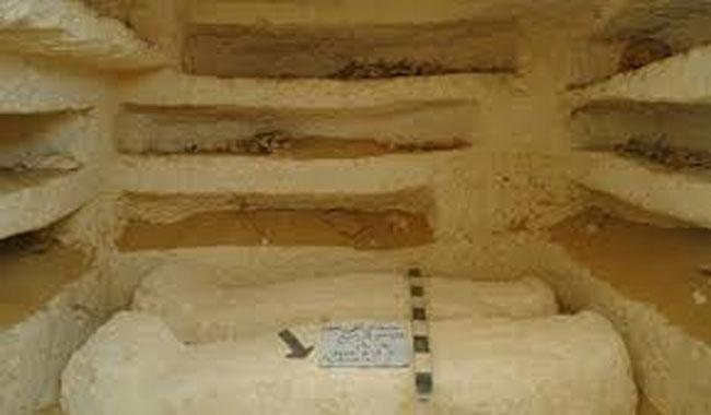 Three 2000-year-old Egyptian tombs discovered