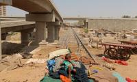 KCR revival faces shanty town delay