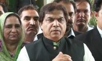Bank accounts of Hanif Abbasi, family frozen