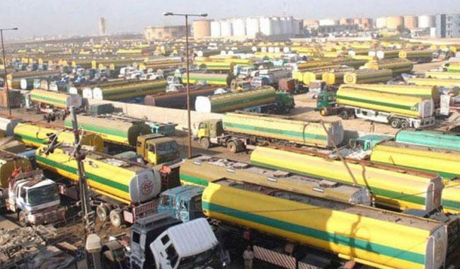 Panic buying of petrol ahead of oil tankers' strike