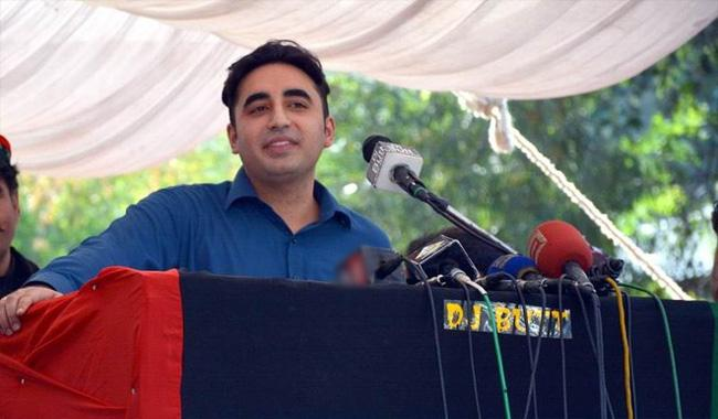 Bilawal Bhutto accuses Imran Khan, KP govt of widespread corruption