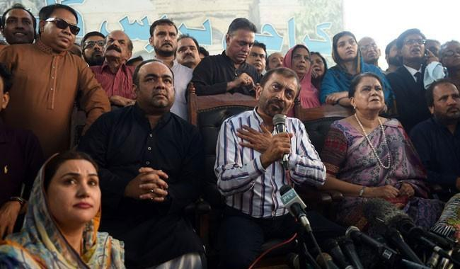 MQM-Pakistan completes a turbulent year trying to stay relevant