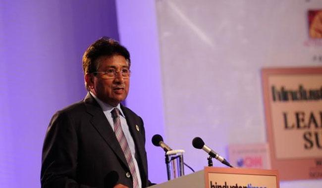 London University cancels Musharraf's event over protest fears