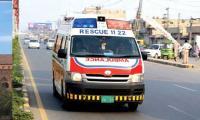 Seven die as truck hits van in Hafizabad