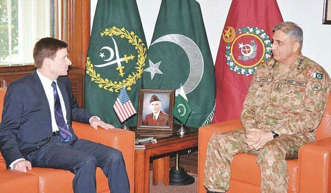 Trust, not US aid, is needed, says COAS