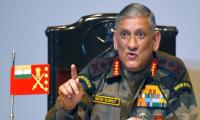 Supporting Jihadi groups to have serious consequences: Indian Army chief