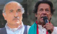 Asghar Khan, Imran Khan, Fazal Mehmood contested polls in NA-120