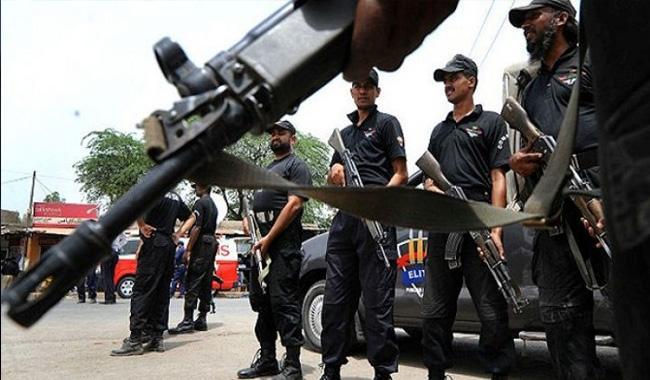 Big terrorist gang unearthed in Karachi