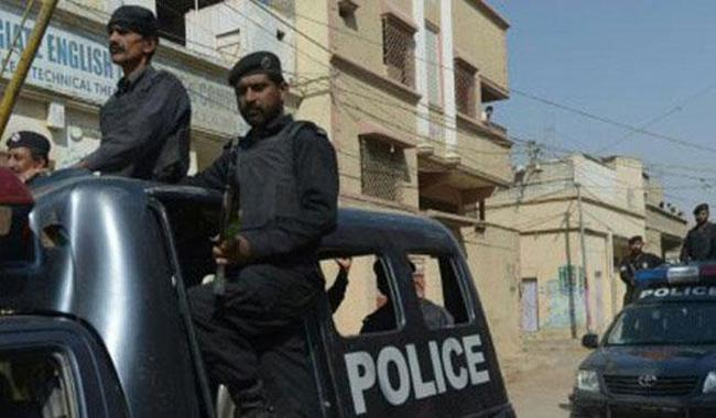 Three held for firing in front of PPP, PTI offices in Lahore