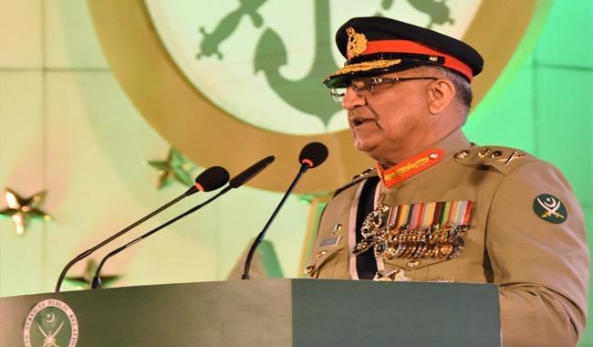 'Achieved phenomenal success in war on terror': Pak army chief hits back