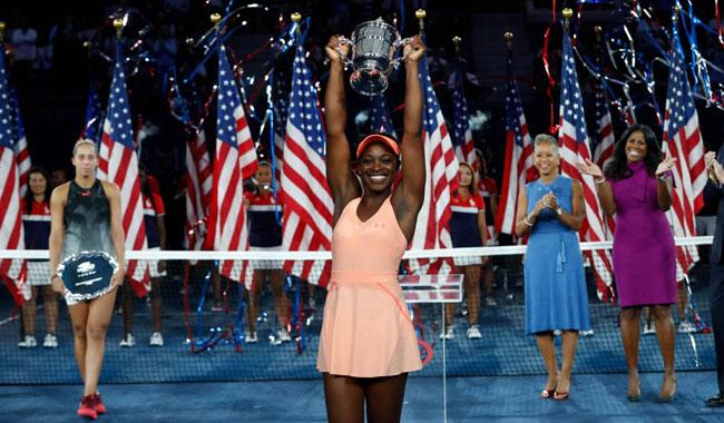 US Open victor, Sloane Stephens in five quotes