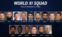 World XI players have together scored 62,886 runs, taken 1,391 wickets