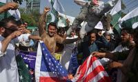 Why most Pakistanis dislike US?