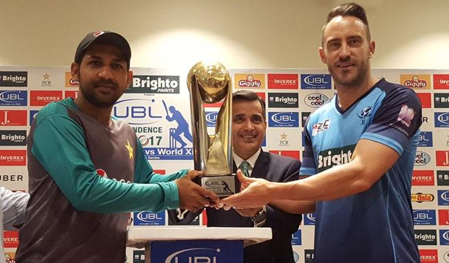 Pak vs World XI 3rd T20I