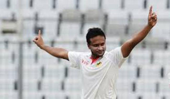 Shakib to sit out of upcoming Tests